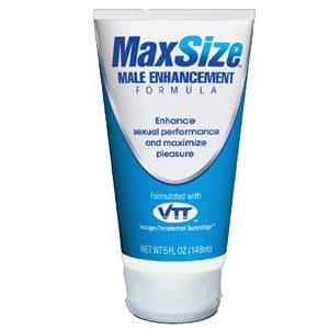 MaxSize Cream