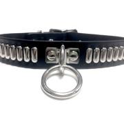 Kookie Oblong Studded Collar
