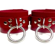 Kookie Leather Wrist Restraints