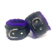 Kookie Fleece Lined Cuffs