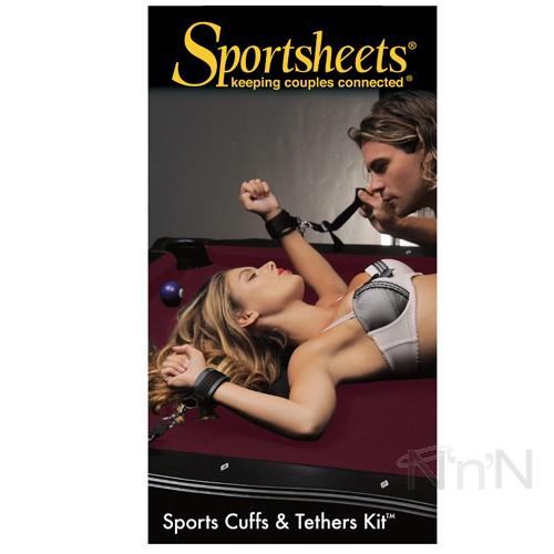 Sports Cuffs & Tethers