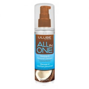 U-Lube All-in-One Massage & Lubricant