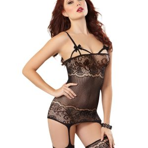 Dreamgirl 0205 Garter Dress