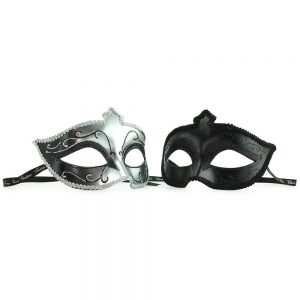 50 Shades Masquerade Mask