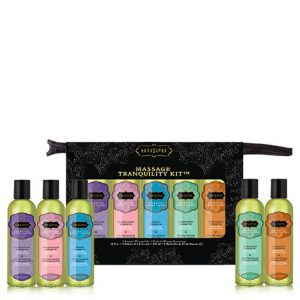 Kama Sutra Massage Tranquilty Kit