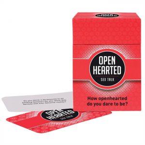 Openhearted Sex Talk