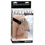 Extreme Prisoner Chastity Cage