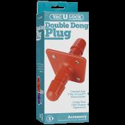 Vac-U-Lock Double Dong Plug