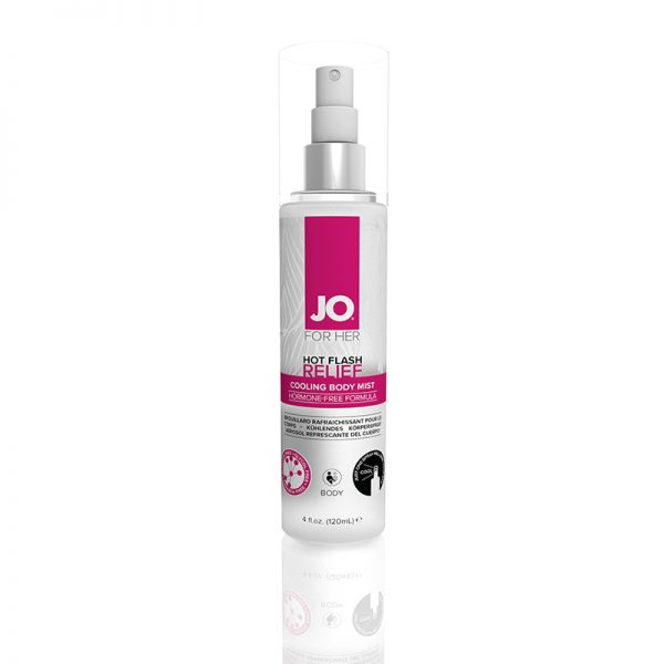 JO Hot Flash Spray 4oz
