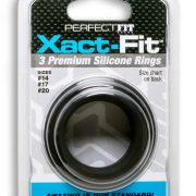 Perfect Fit Xact-Fit 3pk