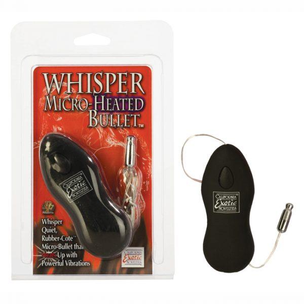 Whisper Micro-Heated Bullet