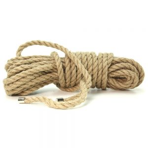 Shibari Natural Hemp Rope