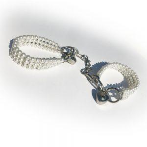 Nobu Pearl Cuffs